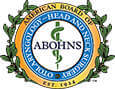 American Board of Otolaryngology - Head and Neck Surgery Logo